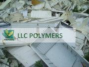 Приобретем дробленный полистирол-HIPS,  отходы полистирола (по лучшей ц