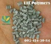 Вторичный полипропилен РР серый,  черный,  полистирол вторичный
