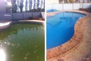 Перекись водорода очистка воды в бассейне 60%,  50%,  35% пергидроль