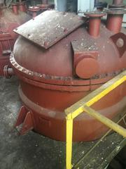 Продам реактор нержавеющий н/ж 3, 2 м.куб.